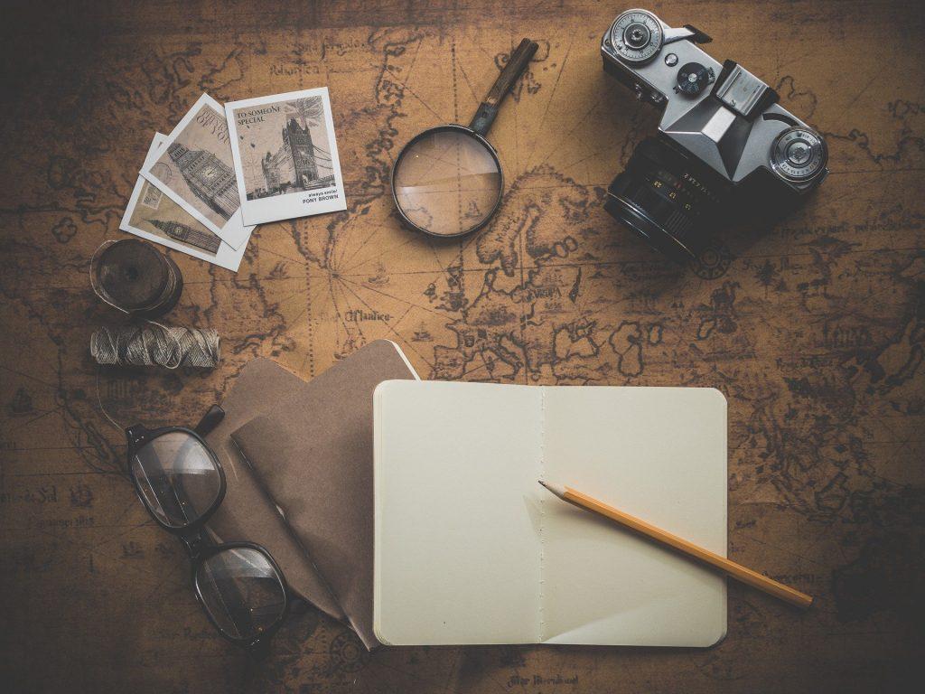 travel blogger e tour leader