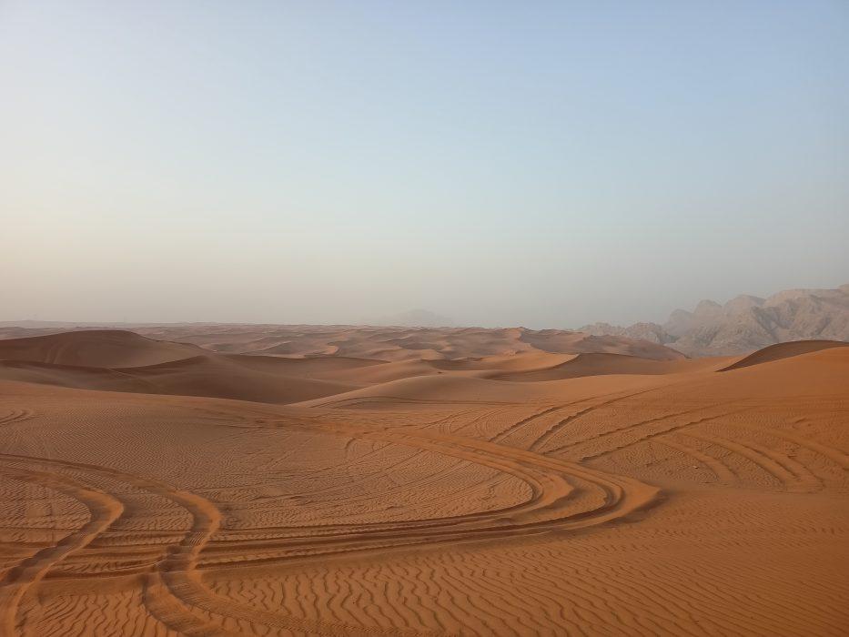 safari deserto Dubai