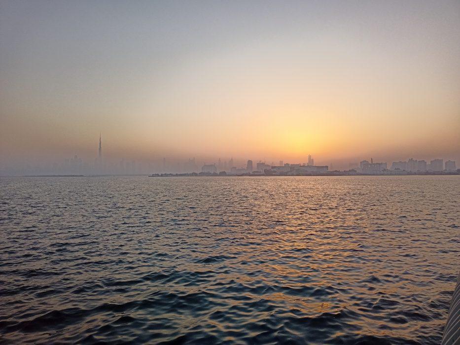 esperienza di viaggio a Dubai