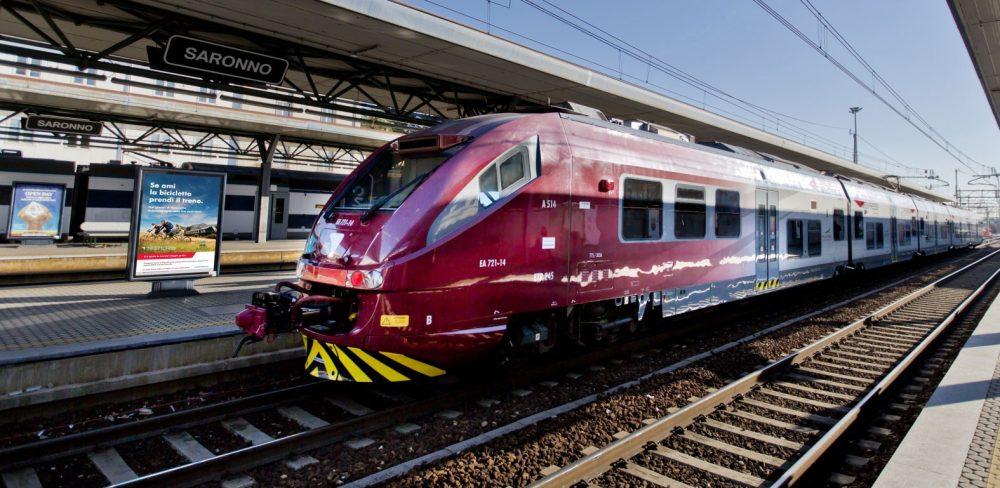 arrivare a Malpensa in treno