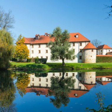 dormire in un castello in Slovenia