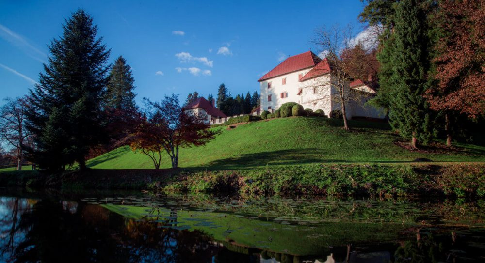 dormire in un castello Slovenia
