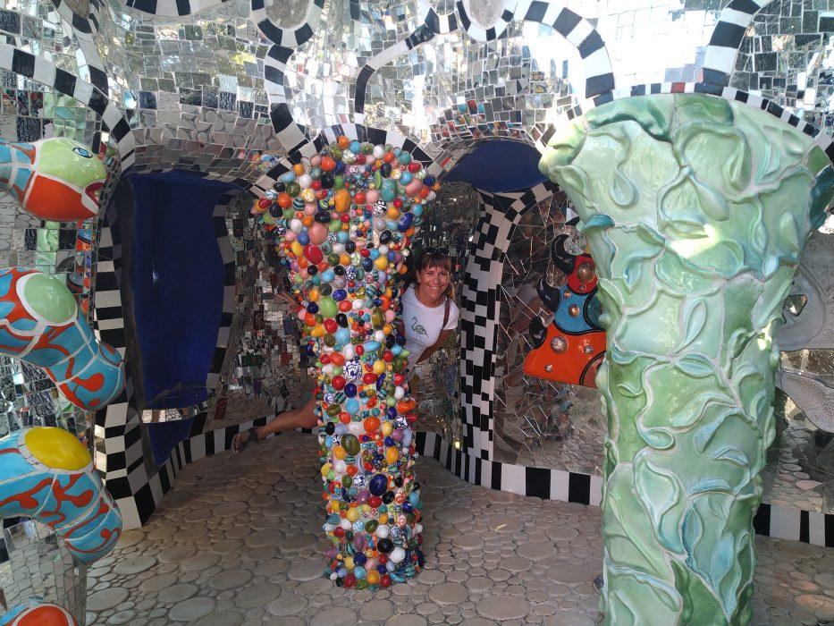parco artistico aperto italia